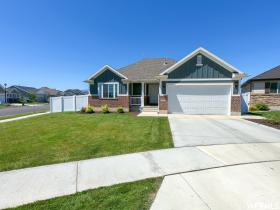 Home for sale at 2398 W Cranberry Ridge Rd, Lehi, UT 84043. Listed at 395000 with 3 bedrooms, 2 bathrooms and 2,743 total square feet