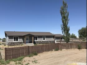 Home for sale at 4360 W 4500 South, Delta, UT 84624. Listed at 150000 with 4 bedrooms, 1 bathrooms and 1,306 total square feet