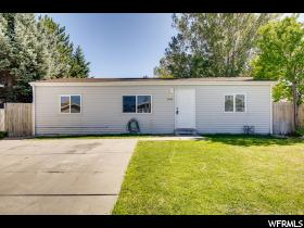 Home for sale at 5055 W Crownpointe Dr, West Valley City, UT 84120. Listed at 229500 with 3 bedrooms, 2 bathrooms and 1,159 total square feet