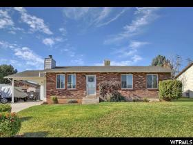 Home for sale at 1234 W 975 South, Clearfield, UT 84015. Listed at 270000 with 4 bedrooms, 2 bathrooms and 2,170 total square feet