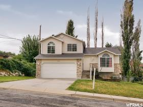 Home for sale at 2605 W 4650 South, Roy, UT  84401. Listed at 284900 with 3 bedrooms, 2 bathrooms and 1,956 total square feet