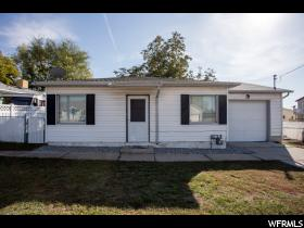 Home for sale at 683 W 1800 North, Clearfield, UT 84015. Listed at 170000 with 2 bedrooms, 1 bathrooms and 862 total square feet