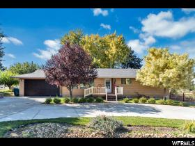 Home for sale at 10588 S 1700 West, Payson, UT 84651. Listed at 415000 with 4 bedrooms, 3 bathrooms and 2,576 total square feet