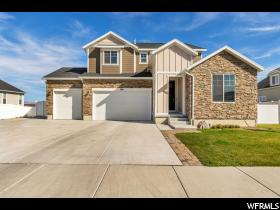 Home for sale at 7491 S Bridge Maple Ln, West Jordan, UT  84081. Listed at 524900 with 4 bedrooms, 3 bathrooms and 3,861 total square feet