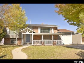 Home for sale at 261 E 900 South, Layton, UT  84041. Listed at 289900 with 4 bedrooms, 2 bathrooms and 1,881 total square feet