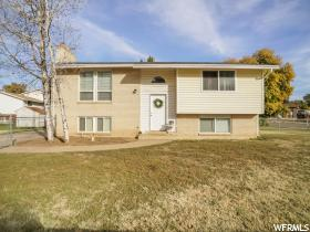 Home for sale at 4870 S 2825 West, Roy, UT 84067. Listed at 239900 with 4 bedrooms, 2 bathrooms and 1,930 total square feet