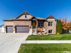 Home for sale at 668 S Daniel Dr, Farmington, UT 84025. Listed at 598900 with 6 bedrooms, 3 bathrooms and 4,018 total square feet