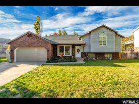 Home for sale at 3295 N 2175 East, Layton, UT  84040. Listed at 370000 with 3 bedrooms, 3 bathrooms and 2,703 total square feet
