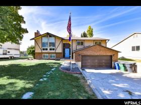 Home for sale at 140 S 400 West, Kaysville, UT  84037. Listed at 349900 with 5 bedrooms, 3 bathrooms and 2,487 total square feet