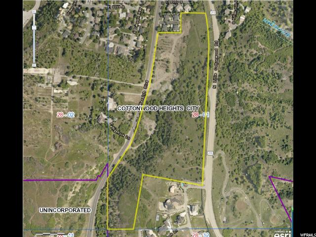 9354 North Little Cottonwood, Sandy, Utah 84092, ,Land,For sale,North Little Cottonwood,1042983