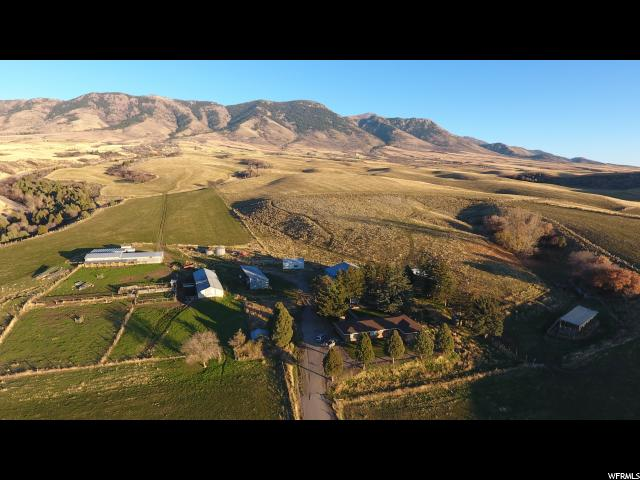 DRASTIC PRICE REDUCTION!! Price includes the home, sheds and machinery. Beautiful ranch on 644.82 acres nestled on the bench of Inkom, Idaho. Only 1 mile from Pebble Creek ski area. This ranch has 3 bedroom 2 bathroom home,  490 acres dry crop, & 154 acres of range ground.  Fully fenced with stream, and springs for all the pasture areas. Lots of trees throughout the property with spectacular views of the valley below and the mountains that backdrops the property. This ground has many possibilities with the gradual slope and great location. Located 155 miles north of Salt Lake City, Utah and approximately 2.5 hours from Jackson Hole, Wyoming and 2.5 hours Island Park, this property makes for a great location. With a location like this, you have great access to the Forest Service for hunting, or even hunting for upland birds from your own property. Deer, turkey, pheasant, and grouse make this ranch a home. Come see the many possibilities!