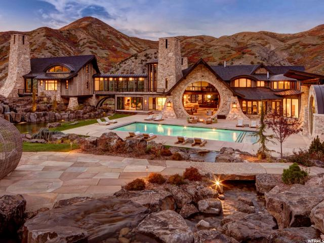 Your dream utah property 14 900 000 5618 e south fork for Marvin scenic doors cost