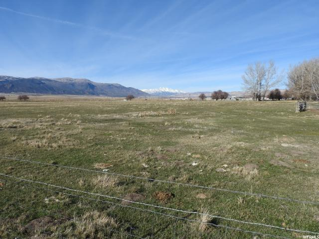 Great pasture parcel located in the southwest area of Moroni, Utah with a portion of this ground inside the city limits. Culinary water & power available but not connected. Excellent pasture with water shares. Address is approximate. Buyer to verify all information.