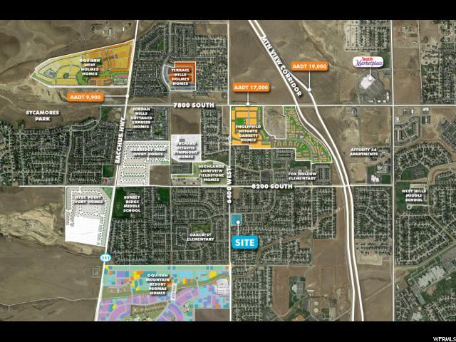 6375 Fall Oak, West Jordan, Utah 84081, ,Land,For sale,Fall Oak,1477403
