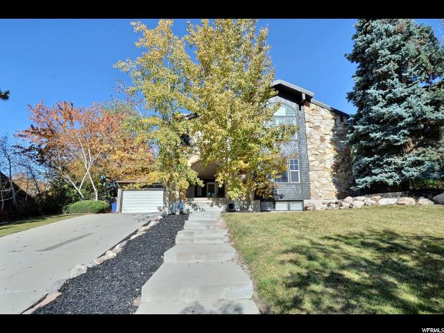 Home for sale at 1301 E Federal Heights Dr, Salt Lake City, UT  84103. Listed at 798000 with 5 bedrooms, 4 bathrooms and 3,630 total square feet