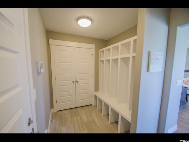 Example of similar finished mudroom