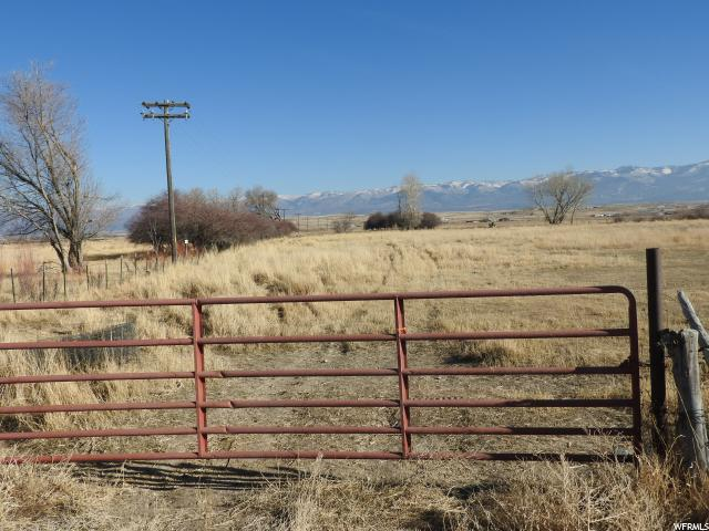 Map is approximate. A great smaller size of pasture ground ideal for horses/sheep and cows with 6 shares of Rock Dam Irrigation water. There is highway frontage on the north and west side of this property/great location just 1/2 mile south of Moroni City on the West sideBuyer to verify all information.