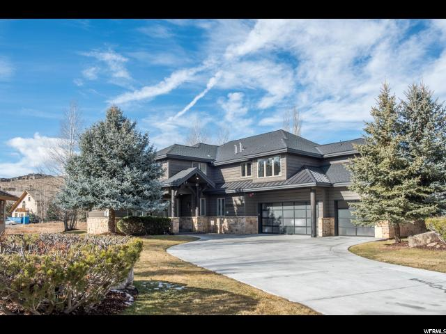 2706 ESTATES DR, Park City UT 84060