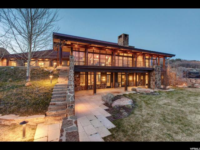 15 EAGLE POINTE CT, Park City UT 84060