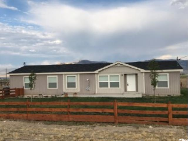 FANTASTIC OPPORTUNITY! GREAT HOME w/5.98 ACRES! Perfect for your family, Toys, Horse Property! CHESTER IS LOCATED NEAR MORONI, EPHRAIM, MT PLEASANT, FAIRVIEW!!  Main Level Living! Fenced w/Lg Barn & Play Yard too (auto sprinklers)! This Home has many Upgrades! Open & Vaulted Floorplan, Upgraded Hickory Cabinets throughout! Perfect for gathering Family and Friends! Lots of Cabinets & Closets! XL Master Suite w/Double Sinks & Separate Garden Tub & Shower! Laundry/Mudroom w/Sink! Extra Warmth this Winter w/the Pellet Stove! WELL & WATER SHARES! FHA Appraisal $265K and Inspection is Complete! SO EASY TO SHOW!!