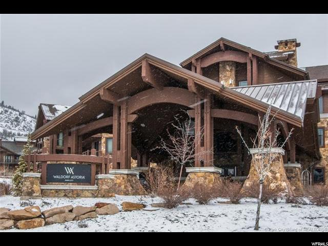 2100 W FROSTWOOD BLVD Unit 6124, Park City UT 84098