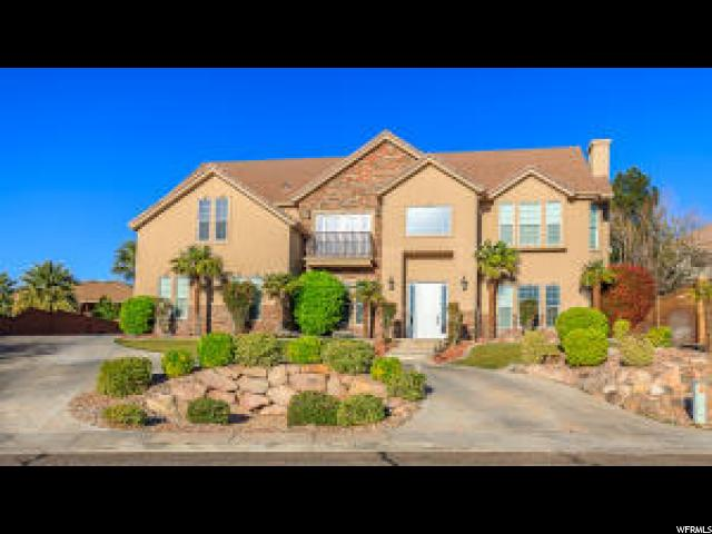 896 FIVE SISTERS DR, St. George UT 84790