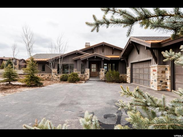 2470 SADDLEHORN DR, Park City UT 84098