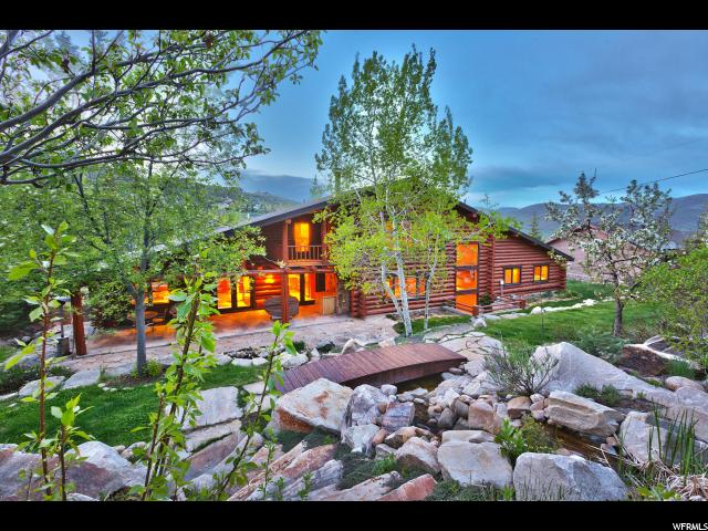 4265 HIDDEN COVE RD, Park City UT 84098