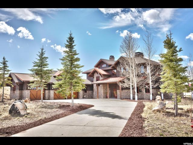 2384 SADDLEHORN DR, Park City UT 84098