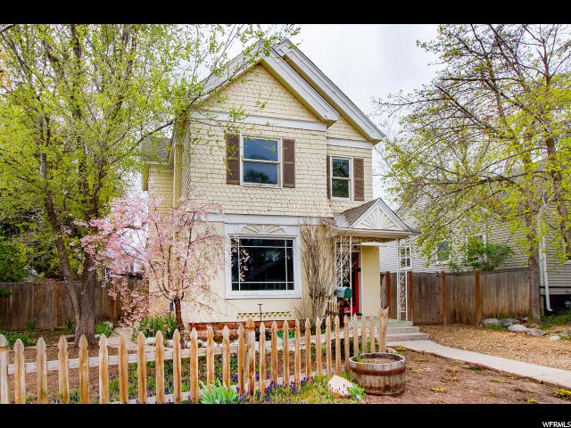 855 E SHERMAN AVE, Salt Lake City UT 84105