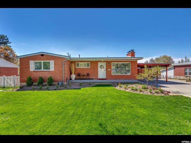 3630 S 2175 E, Salt Lake City UT 84109