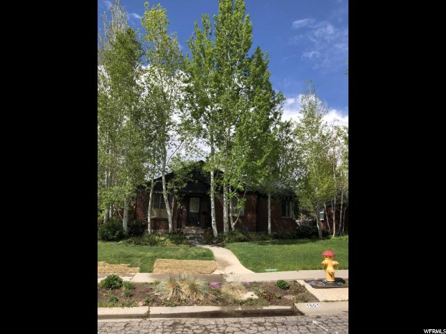 1801 E BLAINE AVE, Salt Lake City UT 84108