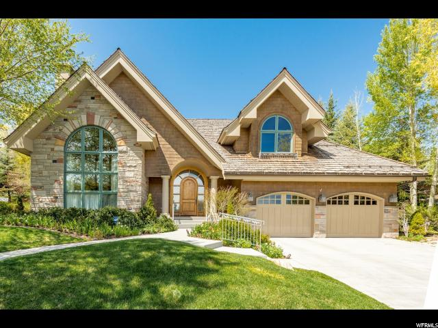 75 THAYNES CANYON DR, Park City UT 84060