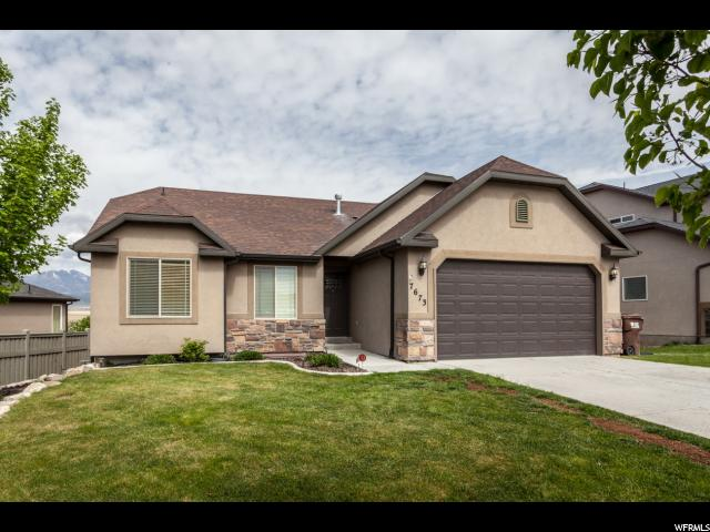 7673 N WEEPING CHERRY LN, Eagle Mountain UT 84005