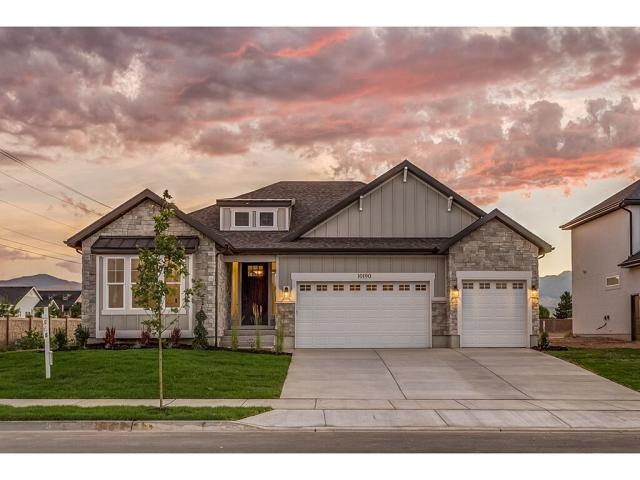 10190 S GLENMOOR VIEW LN Unit LOT 1, South Jordan UT 84009