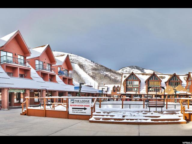 1385 LOWELL AVE Unit 207A, Park City UT 84060
