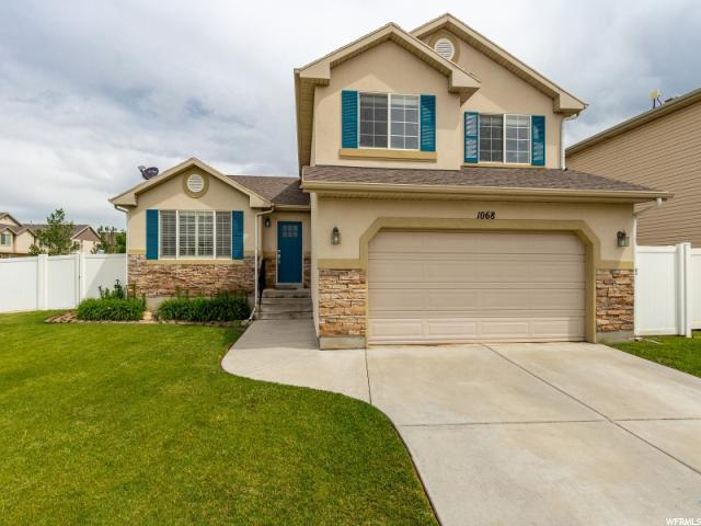1068 W FOX HOLLOW DR, North Salt Lake UT 84054