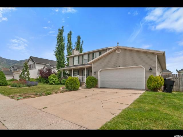 419 W MUTTON HOLLOW RD, Kaysville UT 84037