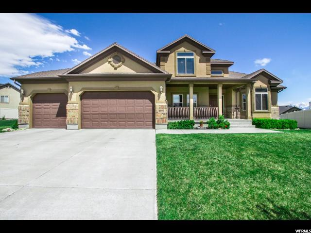 8033 S  PINE LAKE CIR, West Jordan UT 84081