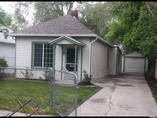 443 S GOSHEN, Salt Lake City UT 84104