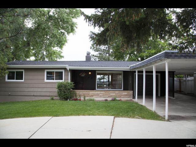 4058 S DIANA WAY, Salt Lake City UT 84124
