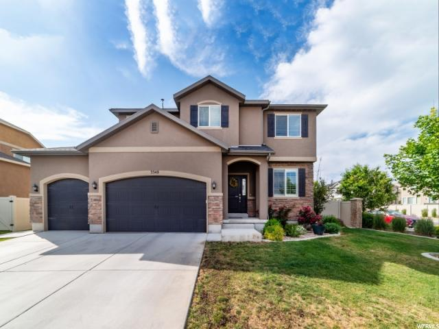 3348 W HIGH BLUFF MEADOW LN, Lehi UT 84043