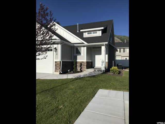 103 E 700 NORTH Unit 8, Springville UT 84663