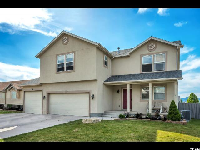 7481 N RED PINE RD., Eagle Mountain UT 84043