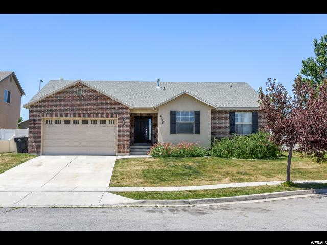 6718 S MAJESTIC LOOP RD, West Jordan UT 84081