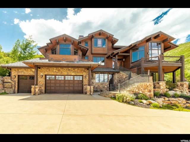 2681 W DEER HOLLOW RD, Park City UT 84060