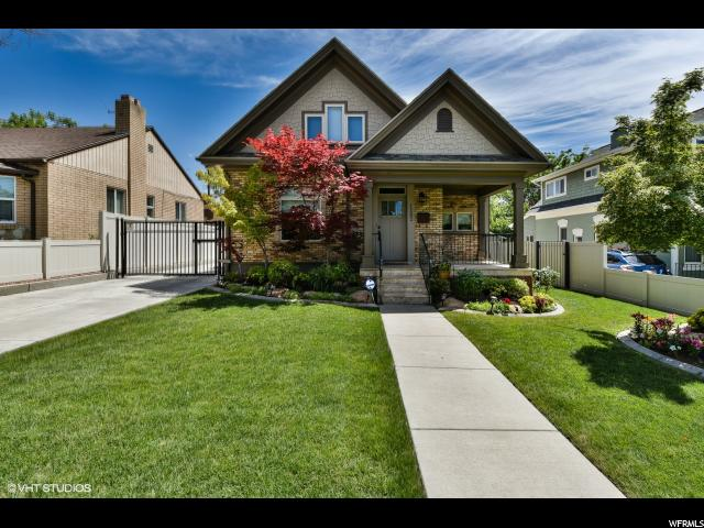 1142 E ROOSEVELT AVE, Salt Lake City UT 84105