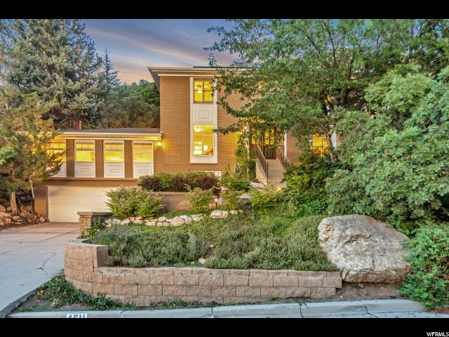 4611 S LEDGEMONT DR, Salt Lake City UT 84124