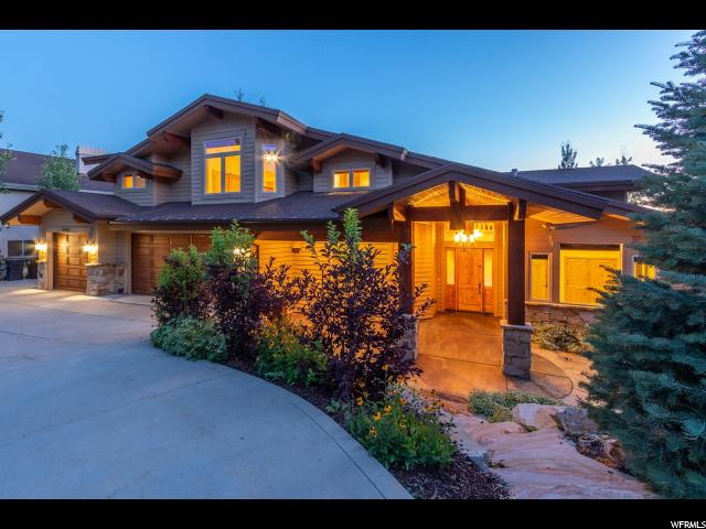 2557 LOWER LANDO LN, Park City UT 84098