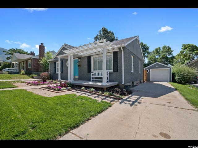 2644 E 2940 S, Salt Lake City UT 84109